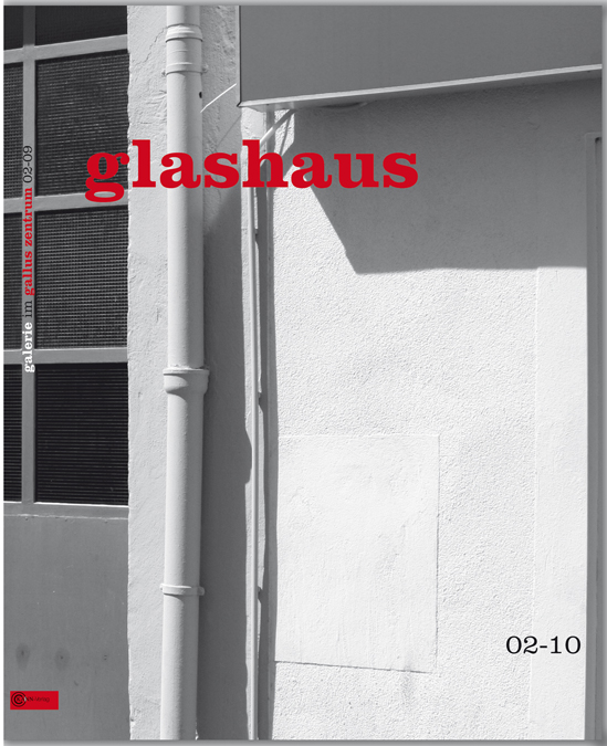 Gallus Glashaus Cover
